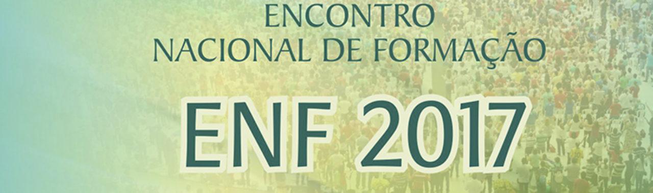 Inscrição para o ENF 2017