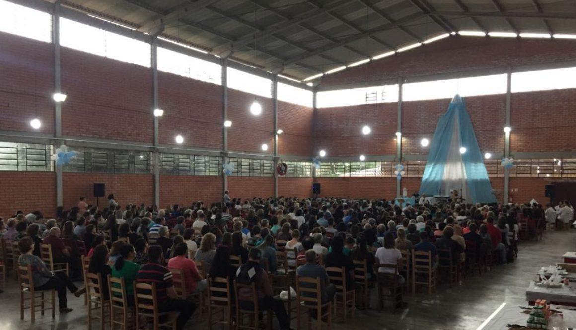 Vicariato Nova Prata promove Cenáculo com Maria