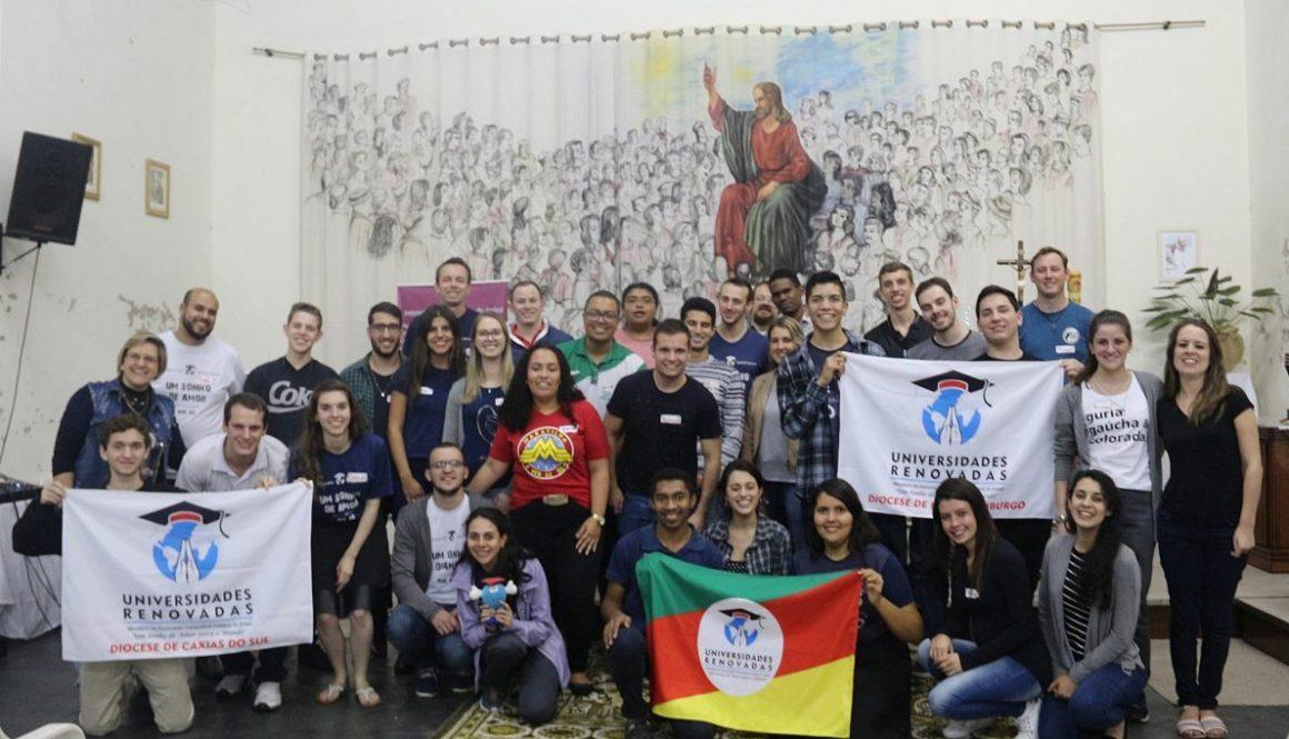 MUR promove Encontro para Universitários e Profissionais na diocese